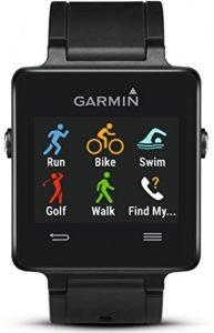 Garmin vívoactive GPS-Smartwatch für Multisportler