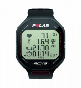 Polar RCX5 GPS Uhr mit Pulsmesser (Run, Bike, Multi)