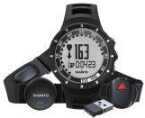Suunto Quest Black GPS Pack (Laufen, Multisport)