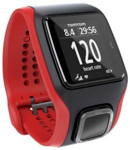 TomTom Runner Cardio mit integriertem Herzfrequenzmesser